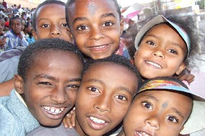 Eritrean kids