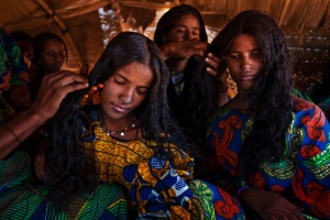 tuareg girls