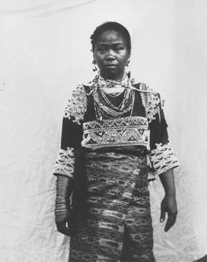 ainu-woman