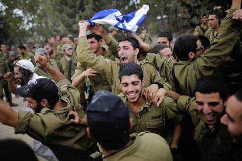 Israel begins post-conflict recovery