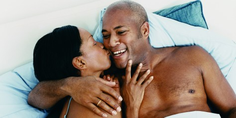 african-american-couple-in-bed